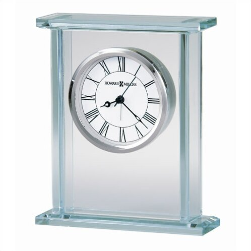 Cooper Table Alarm Clock by Howard Miller®