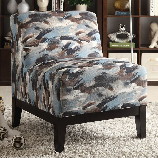 Gess Slipper Chair by Ivy Bronx