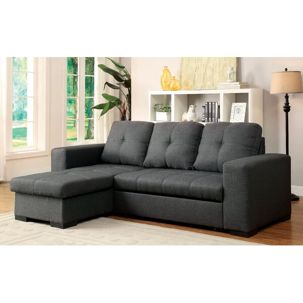 Candace Reversible Sectional by Latitude Run