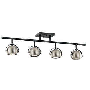 Kichler Track Lighting Kichler track lighting kits youll love wayfair solstice 4 light track kit by kichler audiocablefo