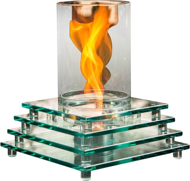 Harmony Gel Fuel Tabletop Fireplace