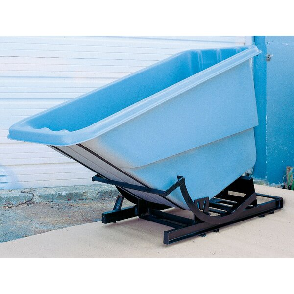 Fork Liftable Self Dumping Hopper by Maxi-Movers