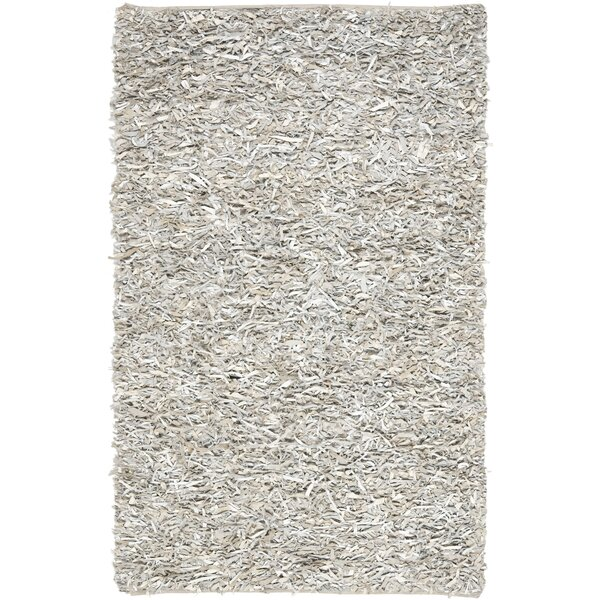 Carrol White Area Rug by Zipcode Design