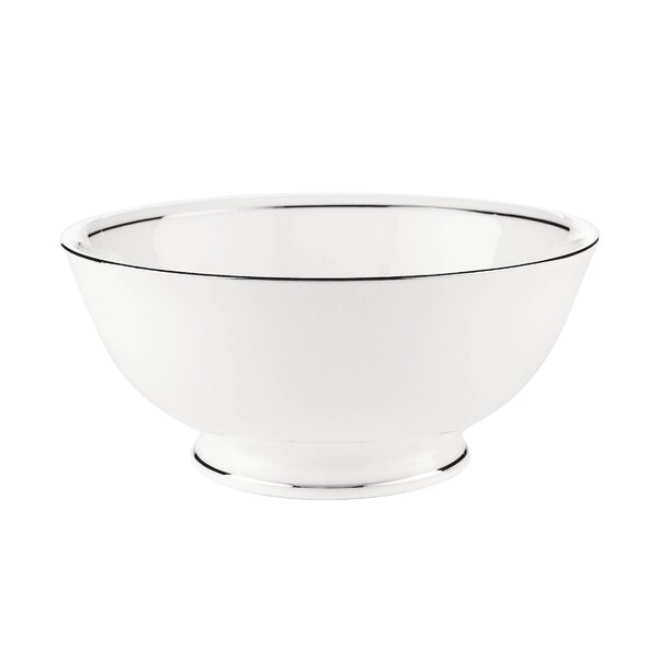 Federal Platinum Fruit Bowl by Lenox