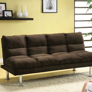 Saratoga Convertible Sofa by Hokku Designs