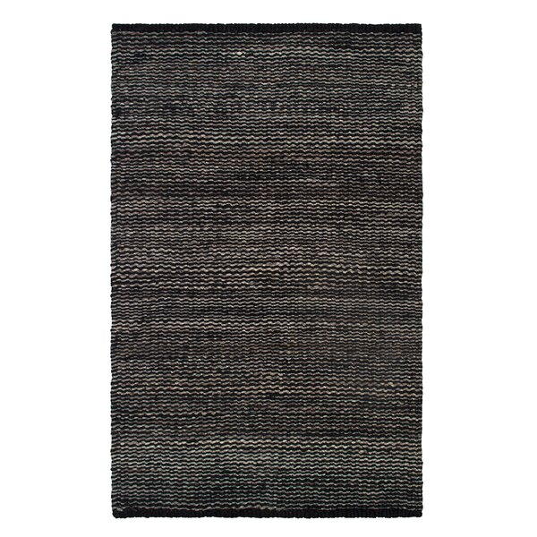 Gordonsville Hand-Woven Gray Area Rug by Wrought Studio