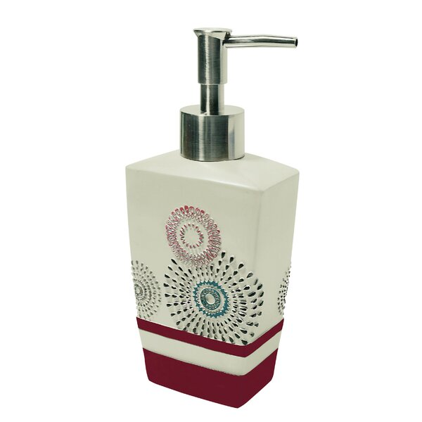 Monroeville Lotion Dispenser by Andover Mills