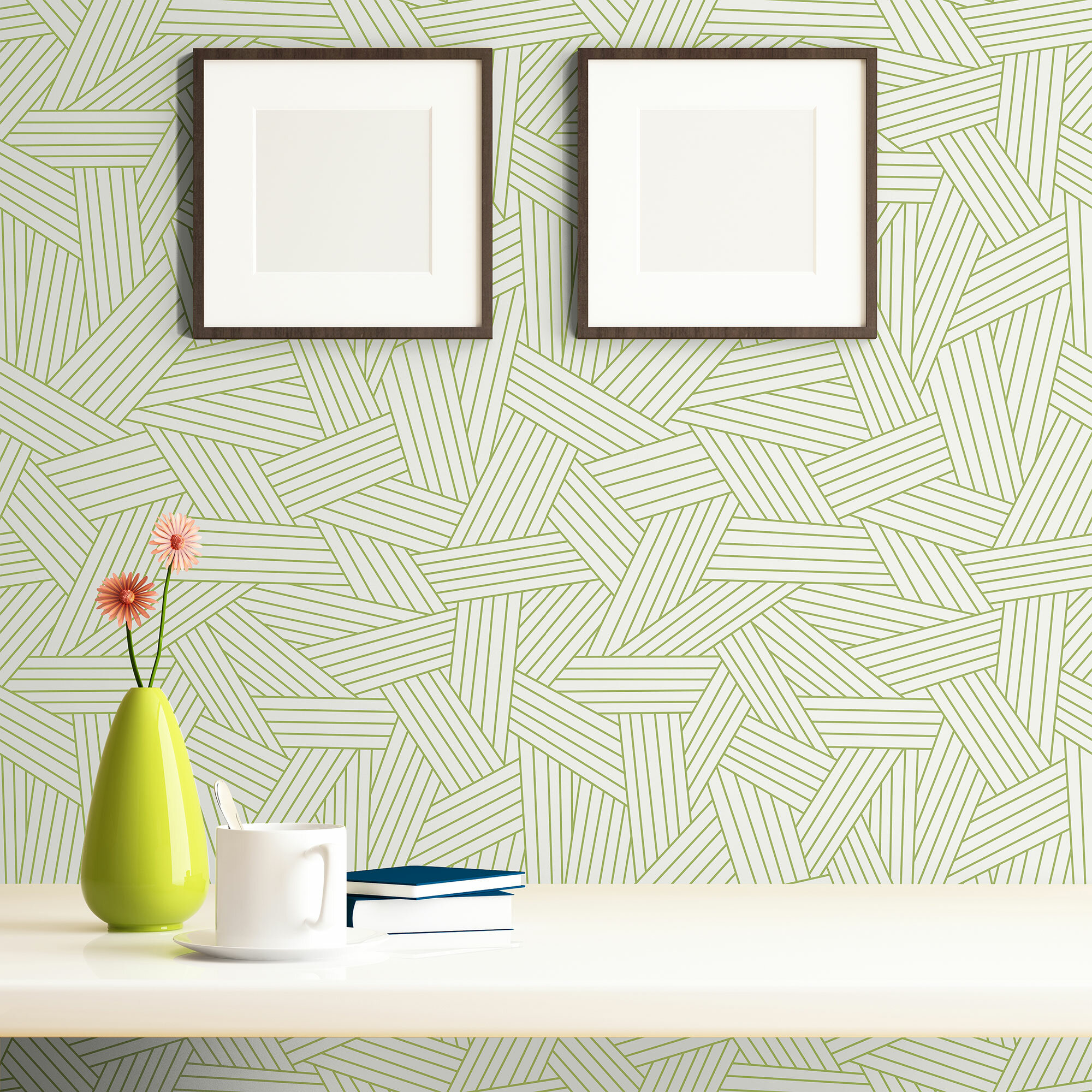 Bay Isle Home Maxwell Removable Peel And Stick Wallpaper Panel Wayfair