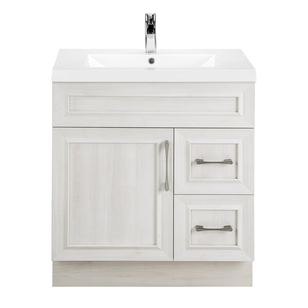 Classic 30 Single Vanity Bathroom Vanity Set by Cutler Kitchen & Bath
