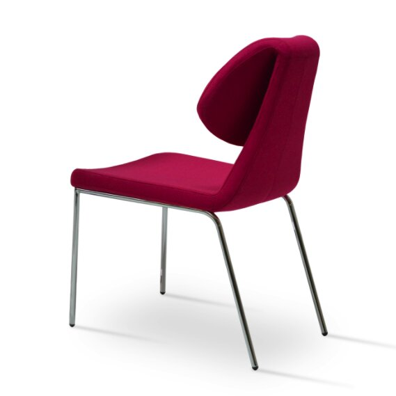 Oslo Four Leg Chair by sohoConcept
