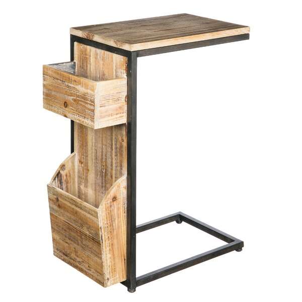 Hawkinsville End Table by Foundry Select