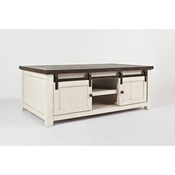 Westhoff Coffee Table with Storage by Gracie Oaks Gracie Oaks