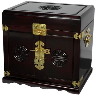 Best Price Lacquer Jewelry Box By Oriental Furniture