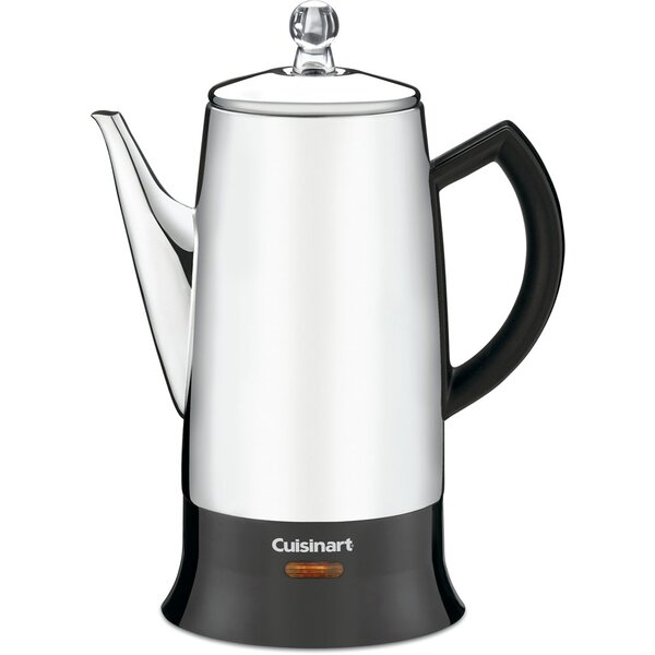 12-Cup Stovetop Coffee Maker by Cuisinart