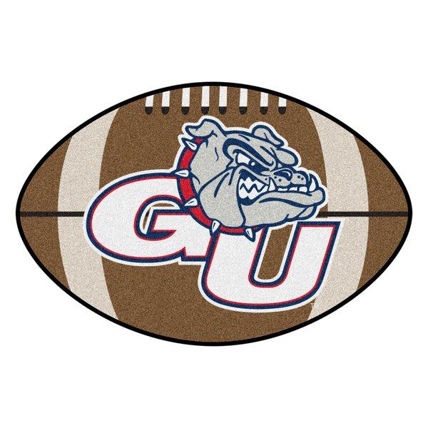 NCAA Gonzaga University Football Mat by FANMATS