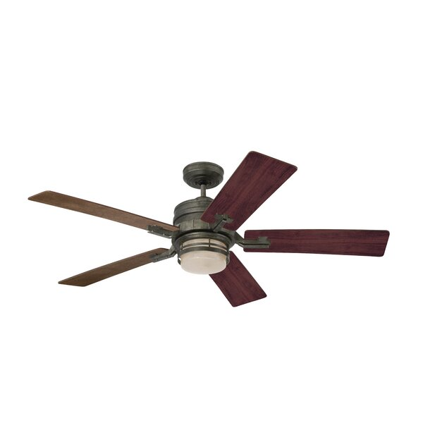54 Hamman 5 Blade LED Ceiling Fan by Williston Forge