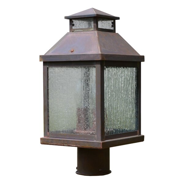 Canterbury 3-Light Lantern Head by Arroyo Craftsman