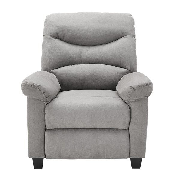 Mccully Cushion Back Pushback Manual Recliner by Winston Porter
