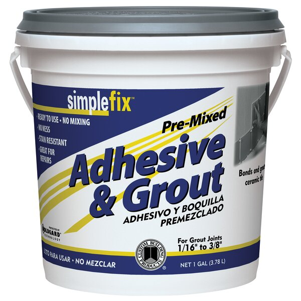 Premixed Adhesive by Custom Building Products