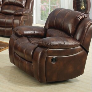 Bryden Glider Recliner by Loon Peak