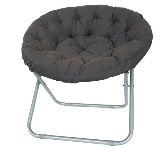 Gaskill Comfort Padded Papasan Chair