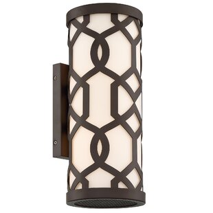 Buy clear Wheless 2-Light Outdoor Sconce By Willa Arlo Interiors