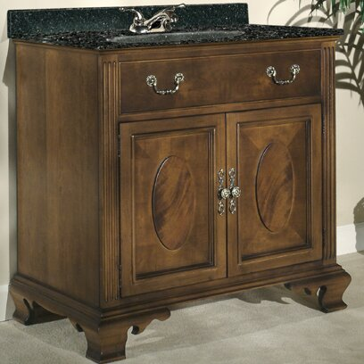 Dorchester 30 Single Bathroom Vanity Set by Kaco International