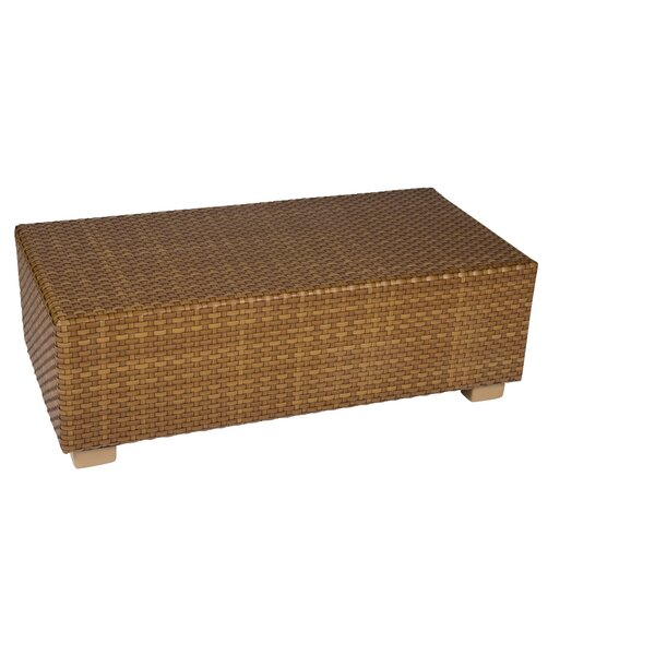 Sedona Wicker Coffee Table