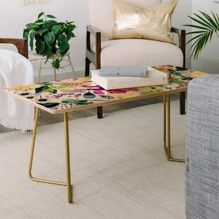 Reviews 83 Oranges Coffee Table by East Urban Home