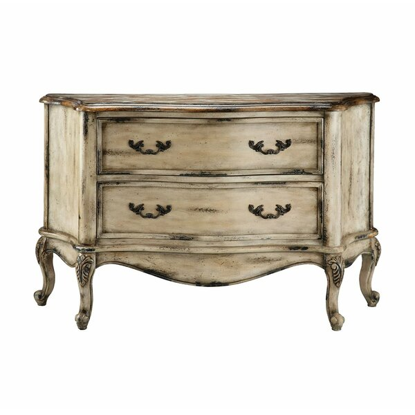 Cleary 2 Drawer Accent Chest