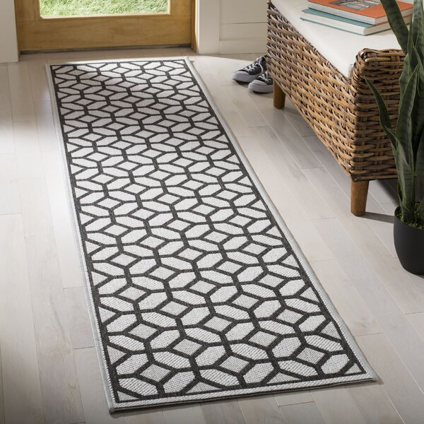 Kelli Light Gray Area Rug by Corrigan Studio