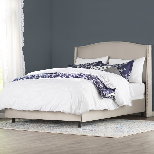 Emalie Upholstered Standard Bed by Willa Arlo Interiors