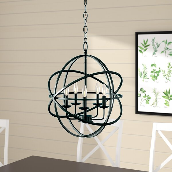 Hankinson 5-Light Pendant by Laurel Foundry Modern Farmhouse