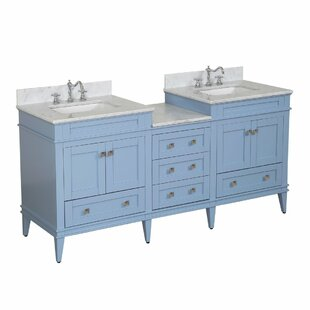 Tremendous Modern 72 Inch Solid Wood Bathroom Vanities Allmodern Home Interior And Landscaping Ferensignezvosmurscom