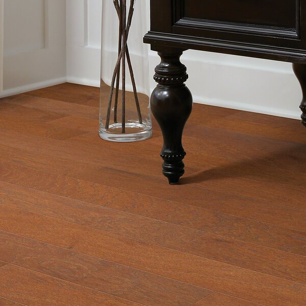 Conrad 5 Engineered Hickory Hardwood Flooring in Spur by Shaw Floors