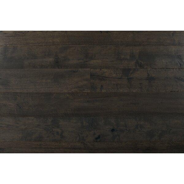 Old Town 7-2/5 Engineered Oak Hardwood Flooring in Gray by Albero Valley