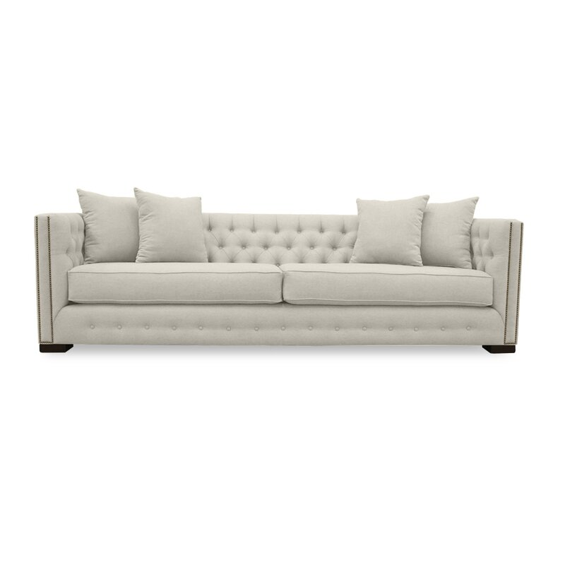 Chesterfield sofa weiss  South Cone Home Bari 94
