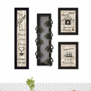 Merveilleux Small Kitchen Wall Decor | Wayfair