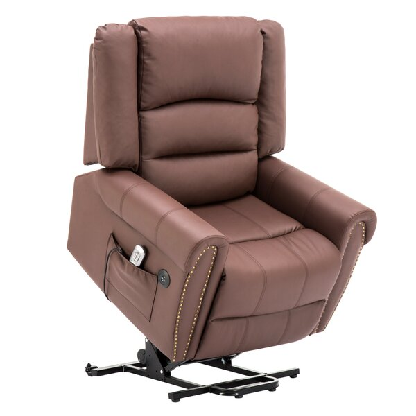 Efren Electric Power Lift Assist Recliner By Darby Home Co