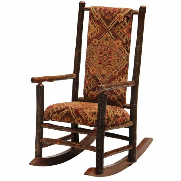 Cleary Rocking Chair By Loon Peak