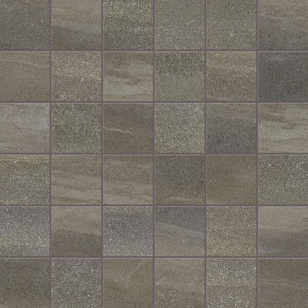 Core 12 x 12 Porcelain Mosaic Tile in Cameleon by Parvatile