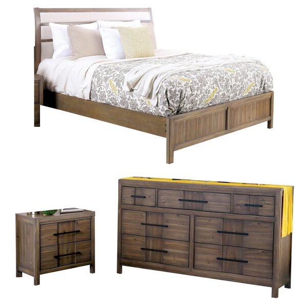 Pereyra Standard Configurable Bedroom Set by Union Rustic