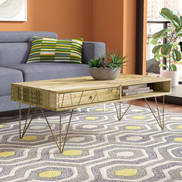 Banas Coffee Table by Mercury Row