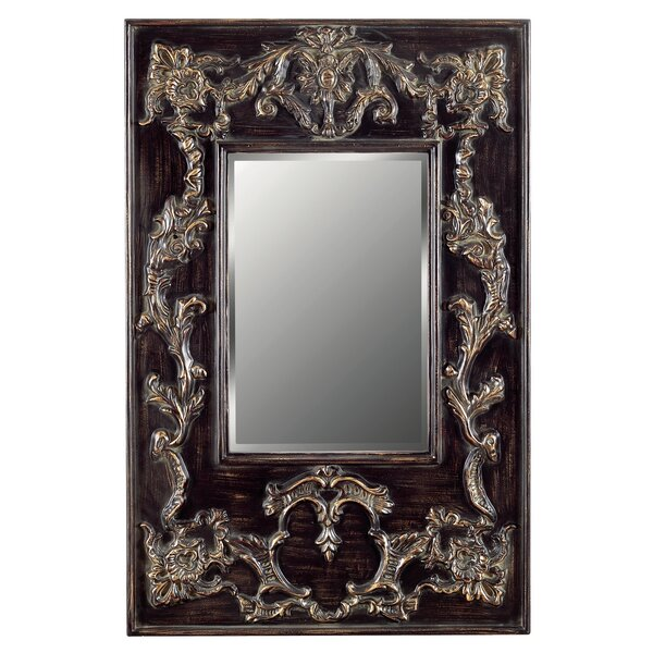 Enzo Accent Wall Mirror by Galaxy Home Decoration