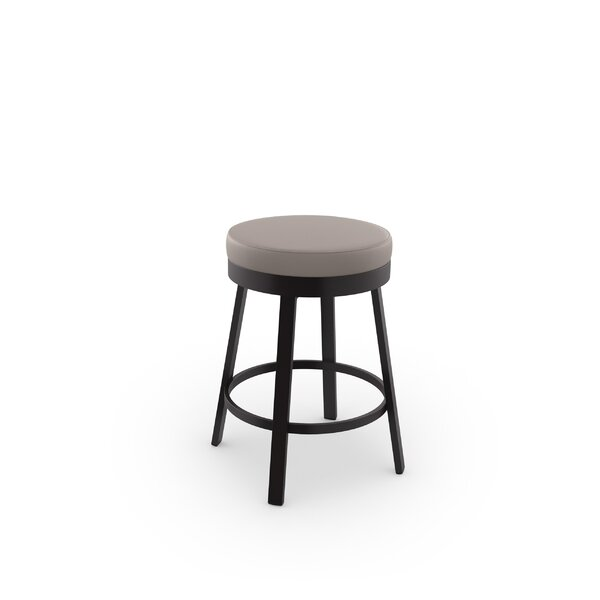 Dealba 30 Swivel Bar Stool by Brayden Studio