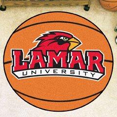 NCAA Lamar University Basketball Mat by FANMATS