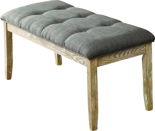 Emington Wood Bench by Laurel Foundry Modern Farmhouse
