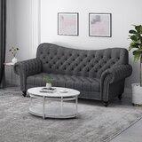 Ruth 84.50 Flared Arm Sofa by Charlton Home®