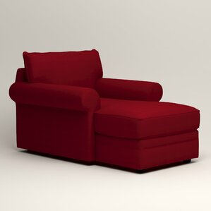 Newton Chaise Lounge : red chaise sofa - Sectionals, Sofas & Couches