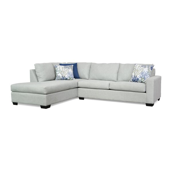 Routh Left Hand Facing Sectional by Red Barrel Studio Red Barrel Studio